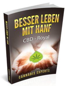 Buch: Besser leben mit Hanf, CBD - Royal, Cannabis Experts
